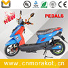 60V 800W powerful sport cruiser style adult electric scooter electric bike with pedals -- TTX