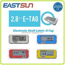 Digital price label ESLS