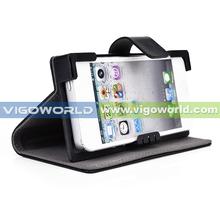 "Vigo patent product universal genuine leather 4 4.5"" smartphone case for Nokia Lumia 521"