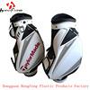 eva storage waterproof golf bag shoulder strap