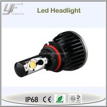 led headlight , COB auto parts jeep wrangler truck led marine lights for sale