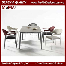 MA101M MoMA High End Rattan Furniture/ Outdoor Restaurant Furniture/ Rattan Dining Set