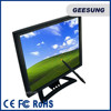 15 inch lcd monitor with rca input touch screen monitor