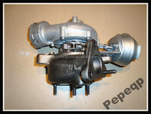 GT1749V Turbocharger for Audi A6 2.0 TDI (C6) with BRE Engine 758219-5003S 03G145702F