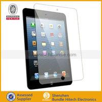High transparent screen protector for ipad mini,OEM/ODM