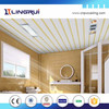 easy cleaning interior wall paneling bathroom and kitchen tile ceiling design