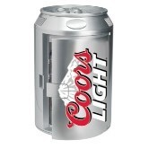 11L can shape cooler can shape refrigerator Can shape mini fridge with CE,GS, ROHS, REACH