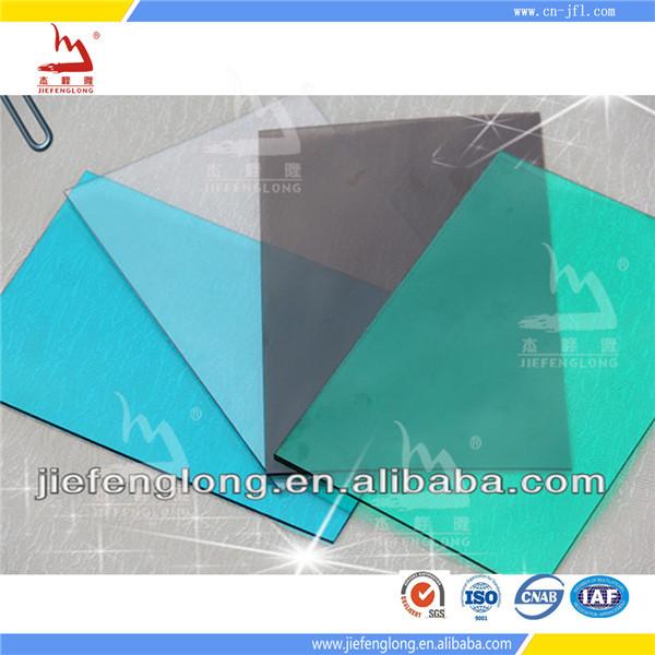 Lexan Sheet Building Materials Polycarbonate Solid Sheet