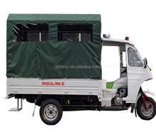 200cc4 stroke classic ambulance tuk tuk for sale
