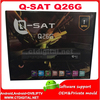 qsat accounts Qsat q26g receiver Hd decoder q-sat q26g HD dongle decoder for africa qsat q28g