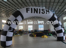 Inflatable Arches - all sizes and imprints possible.