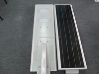 30W integrated solar street light with 3 years warranty