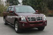 four wheel drive double cabin diesel pickup for market in Africa