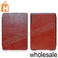 HOCO Smart Wake Sleep Tri-Fold Stand Crystal Leather Case for iPad Mini Retina iPad Mini