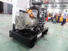 factory price 34kva brushless alternator 3 phase diesel engine generator