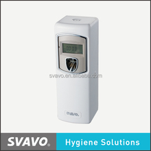 V-880D New Arrival wall-mounted LCD automatic air freshener Dispenser,aerosol dispenser