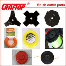 gasoline brush cutter spare parts for brush cutters and grass trimmers