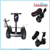 1001-2000w Power and 4-6h Charging Time high-class cool luxury two wheels self balancing off road electric car for adult