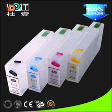 Factory for sale hot in Australia/North America with auto reset chip Refill ink cartridge for Epson T7861-T7864