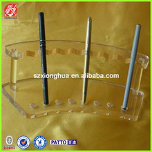 Custom Clear Acrylic Pen And Pencil Display Holders