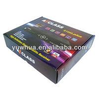 AZCLASS S1000 Plus free IKS nagra 3 decodificadores chile similar to azfox z2s