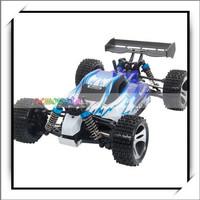 Hot Selling Vortex A959A 1:18 Four Wheel Drive RC Car Blue