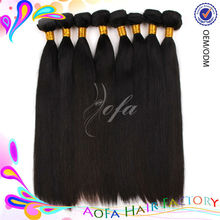 Hot sale Silky straight 100% virgin 40 inch hair extensions