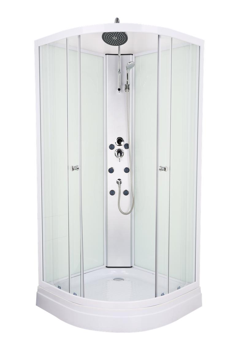 Ajl15e01 Wholesale Shower Stall,Aluminium Mobile Portable Shower ...