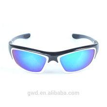 de alta calidad propio logotipo gafas de sol con precio bajo