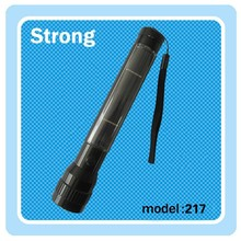 1*AA charge battery LED solar flashlight