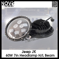 High Quality Original Manufacturer Led Driving Light Bar Car 60w Led Work Light