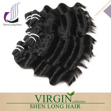 Quality good smooth and soft indian virgin hair thick bundles,wholesale curly indian hair,virgin indian deep curly hair