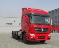 Beiben 6*4 V3 Tractor Truck for iran truck