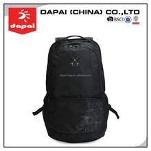 stock bag!Quanzhou dapai China supplier wholesale fair trade backpack, fashion leisure backpack