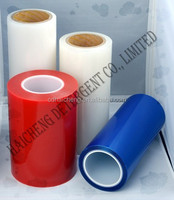 Blow stretch film for packing material