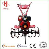 Cheap Price Light Weight Power Tiller Walking Tractor