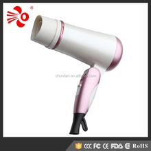 High-grade travel hair dryer/ Foldable hairdryer