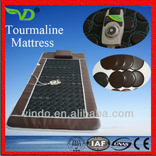 Calefacción corea del masaje colchón de turmalina, germanio calefacción colchón