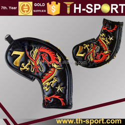 high quality iron club headcover