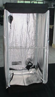 Wholesale cheap metal mini green house grow box grow dark room grow tent indoor