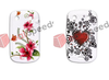 Heart Soft TPU Cover for BlackBerry Bold 9900 9930