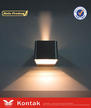 Low price garden lighting qualified led wall light 3w