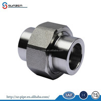 High pressure mss sp-83 SS Pipe Socket Weld Union