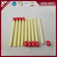 New Design Novelty Matchstick Shape Mini Ball Pen