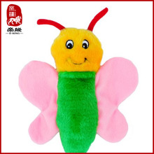 butterfly toys for dogs manufacture