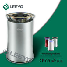 Protable smart air cleaner with filter for room