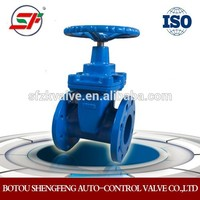 resilient seated gate valve DN150