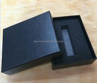 Customized luxury paper pen box