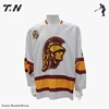 High quality cheap customized discount plain hockey jersey