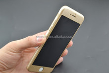 100% full protect PC skin protective screen guard for iPhone6 in bulk , sample available for offer